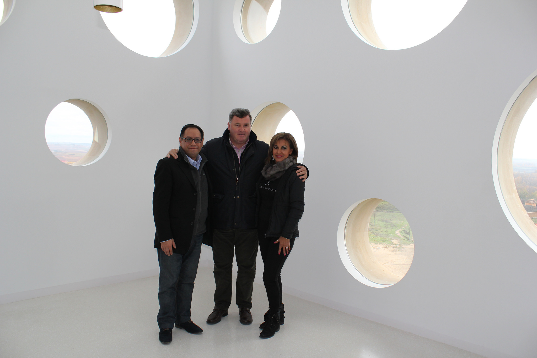José Sandoval, Enrique Pascual y Pilar Meré en el Consejo Regulador