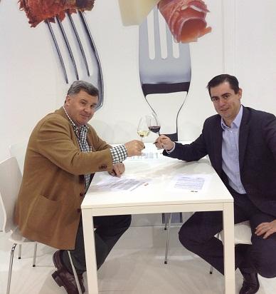 Firma Convenio Plan D.O. Ribera - Rueda
