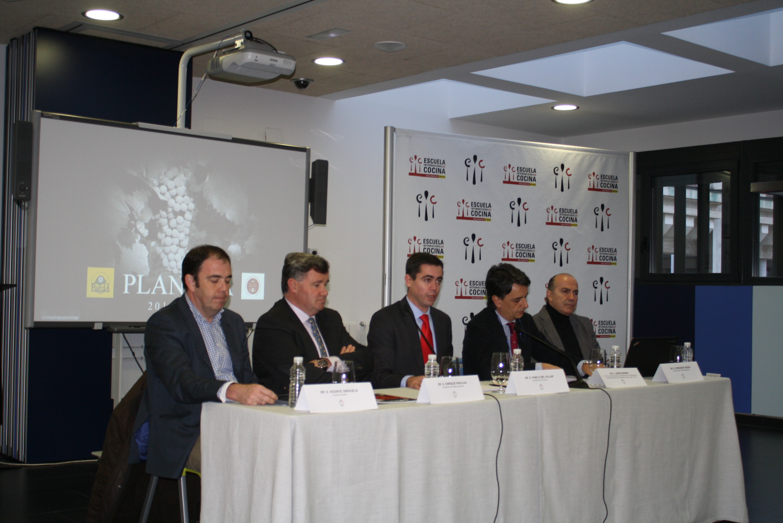 Presentación Plan U.S.A. Ribera-Rueda 2014-2019