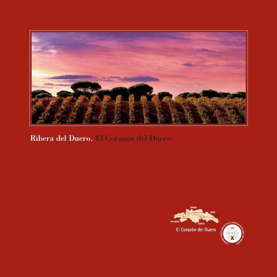 Portada folleto institucional D.O. Ribera del Duero